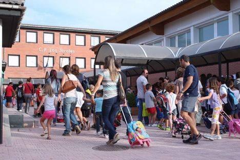 AMPAS y ayuntamiento de Las Rozas por un servicio de Ruta Escolar interno
