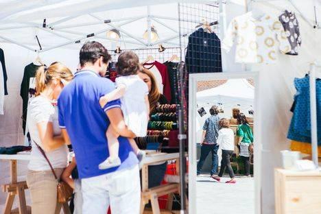 El Mercado de Diseño sale por primera vez de Madrid para aterrizar en Las Rozas
