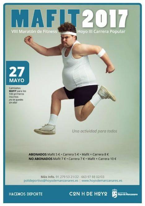 VIII Maratón de Fitness de Hoyo de Manzanares