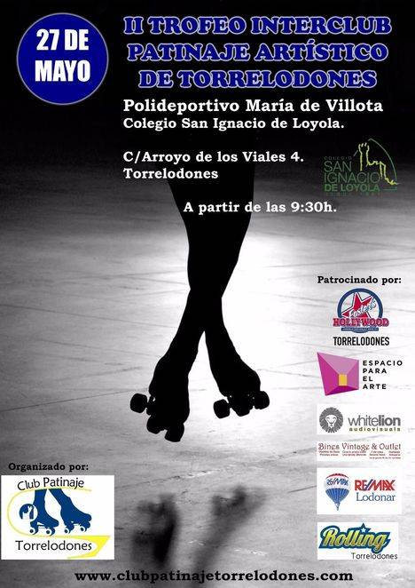 Más de cien patinadores artísticos competirán en Torrelodones