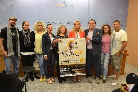 La I Feria de la Cerveza Artesana, Villalbeer 2017, se celebra este fin de semana
