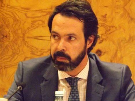 """Jorge García apela a la """"coherencia"""" en su dimisión como portavoz del PP"""