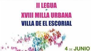 II Legua y XVIII Milla Urbana Villa de El Escorial