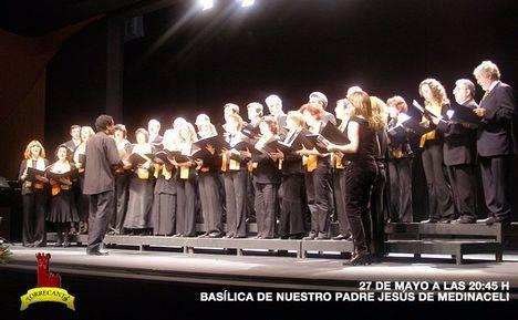 Torrecanto actua en el XXX Ciclo de Conciertos de la Federación Coral de Madrid