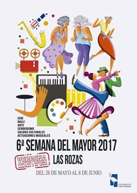 6º Semana del Mayor con más de 20 actividades culturales y de ocio
