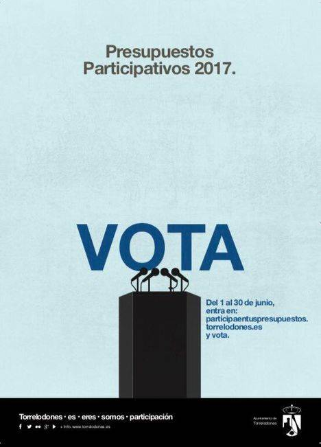 Los vecinos votarán a qué se dedican 100.000 euros del presupuesto