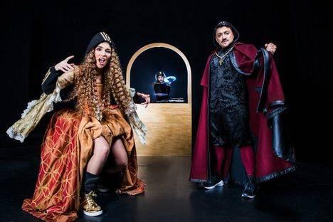 Yllana presenta 'La Calderona': teatro clásico y hip hop