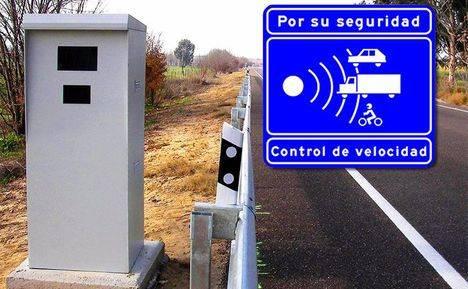 Campaña contra el exceso de velocidad