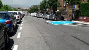 Aumentan las plazas de aparcamiento en Los Alcaldes