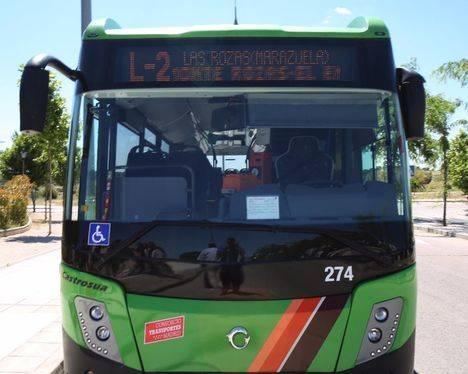 Las Rozas y el Consorcio modifican y aumentan la frecuencia de 3 líneas de autobús