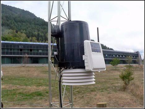 Una estación meteorológica para Torre