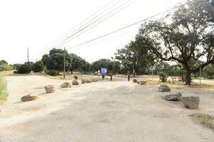 Se limita el estacionamiento en los accesos al monte norte de Boadilla