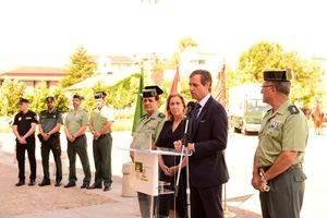 Más de 500 agentes de la Guardia Civil forman el Plan de Verano de la Delegación del Gobierno