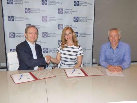 Convenio entre el Ayuntamiento y la Universidad Francisco de Vitoria