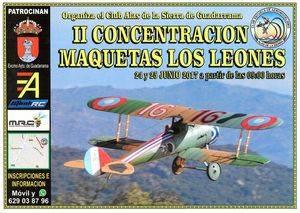 II Edición de la concentración de maquetas