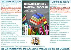 Abiertas las solicitudes para las becas de libros y material escolar