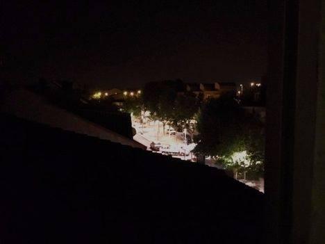 Fumigación nocturna