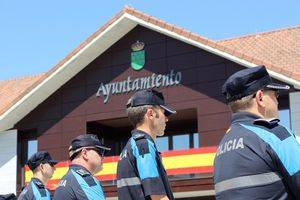 La policía local de Galapagar celebra el día de su patrón