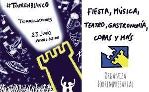 Torrempresarial estrena Directiva con la organización de #TorrEnBlanco