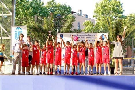 Terminan los Campeonatos Municipales Escolares de Majadahonda