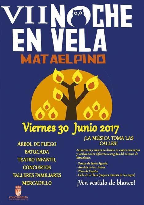 VII Noche en Vela de Mataelpino