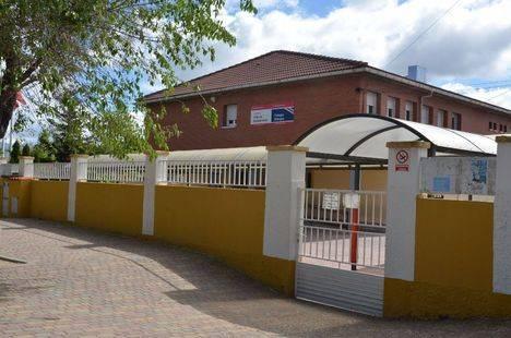 Comienza la ampliación del Colegio Villa de Guadarrama,