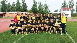 El rugby en Torrelodones celebra sus tres años