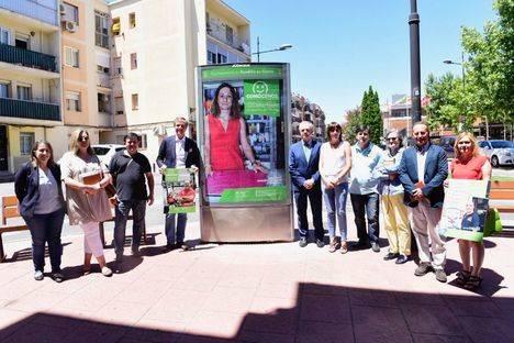 Campaña para promocionar el comercio local de Boadilla
