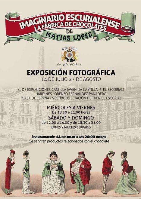 Exposición fotográfica sobre la fábrica de Matías López
