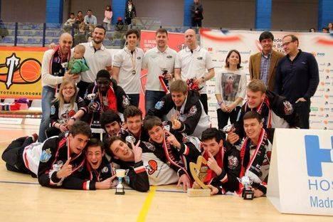 El Baloncesto de Torrelodones entre los mejores de España