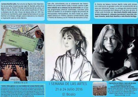 II Edición de la Semana de las Artes