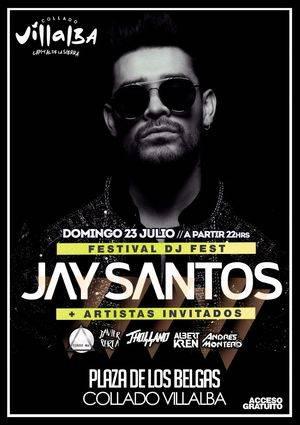 Villalba DJ Fest, la música electrónica regresa a Collado Villaba