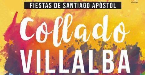 Collado Villalba celebra sus fiestas en honor a Santiago Apóstol