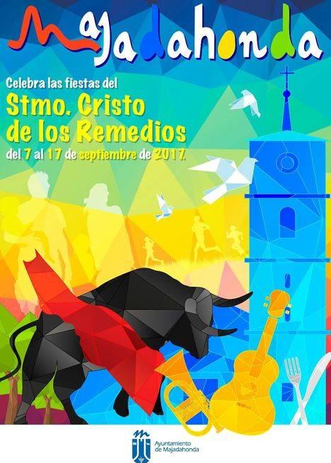 Vanessa Cueva gana el concurso de carteles de las Fiestas Patronales 2017