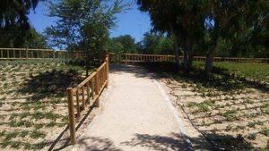 Finalizan las obras de reforma del entorno de la Calle Comunidad de Madrid