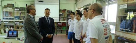Reconocimiento de la Comunidad de Madrid los ganadores del concurso de la Agencia Espacial Europea