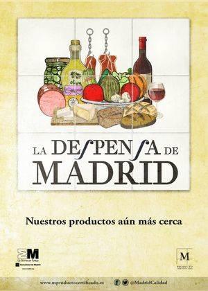 'La despensa de Madrid', el sábado 22 de julio en Collado Villalba