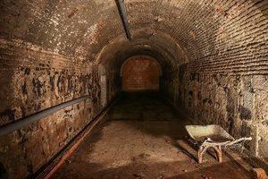 Descubiertas una bóvedas de la época de Felipe II en El Escorial