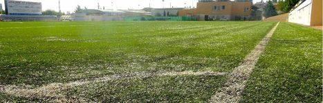 Nueva inversión para la puesta a punto del campo de fútbol El Chopo