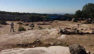 Un georradar evaluará nuevos restos arqueológicos en La Cabilda