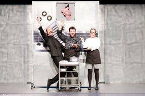 Yllana y su espectáculo Chefs actuarán en Hoyo de Manzanares