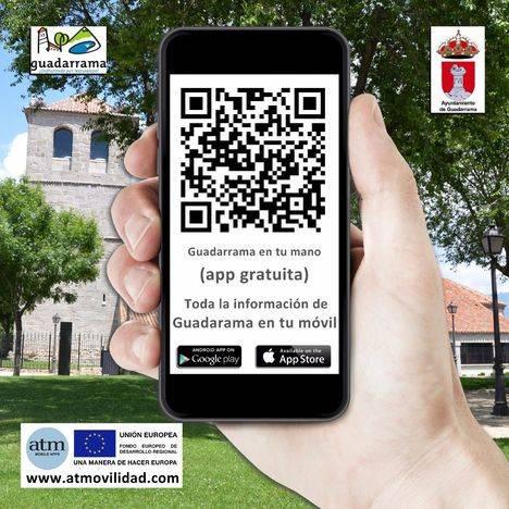 'Guadarrama en tu mano', toda la información del municipio en el smartphone