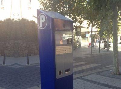 En agosto Galapagar modifica el horario del aparcamiento regulado