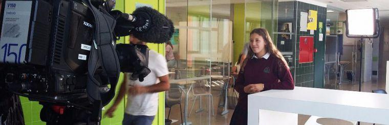 TVE retransmite El Día del Señor desde Torrelodones con motivo de la festividad de San Ignacio de Loyola