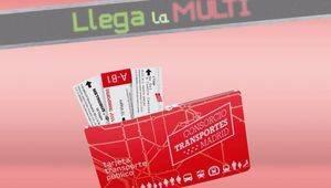 "La tarjeta ""Multi"" supera ya las 500.000 solicitudes"
