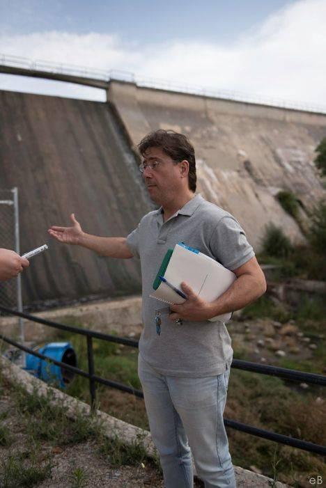 Paco Saro, ingeniero y presidente de ToRockLodones