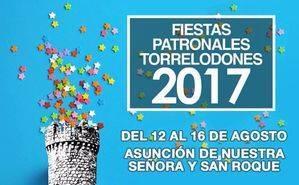 Fiestas patronales de Torrelodones 2017