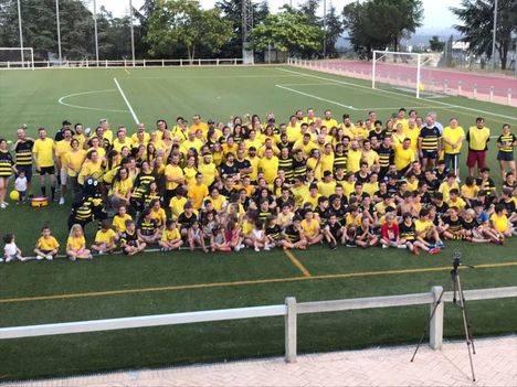 El Torrelodones Rugby Club realiza una gira en Portugal