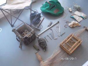Decomiso de fringílidos y artes en Majadahonda