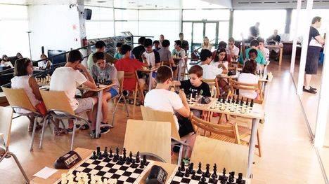 Torrelodones y Asturias se unen por el ajedrez